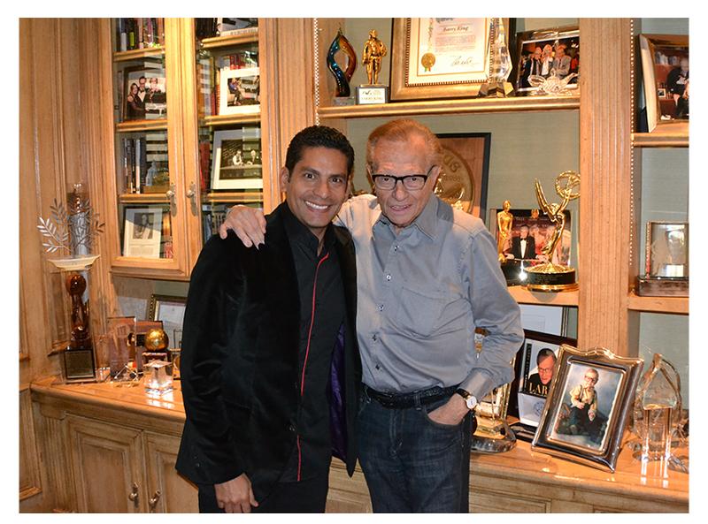 Ismael Cala & Larry King