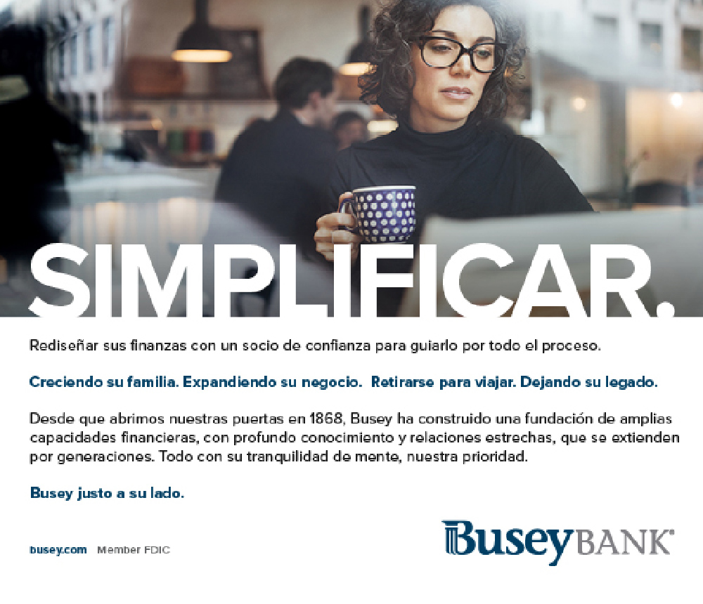 Busey Bank May 2021